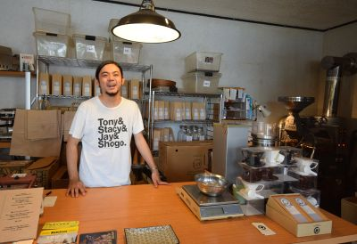 山田浩之[YAMADA COFFEE OKINAWA]|INTERVIEW